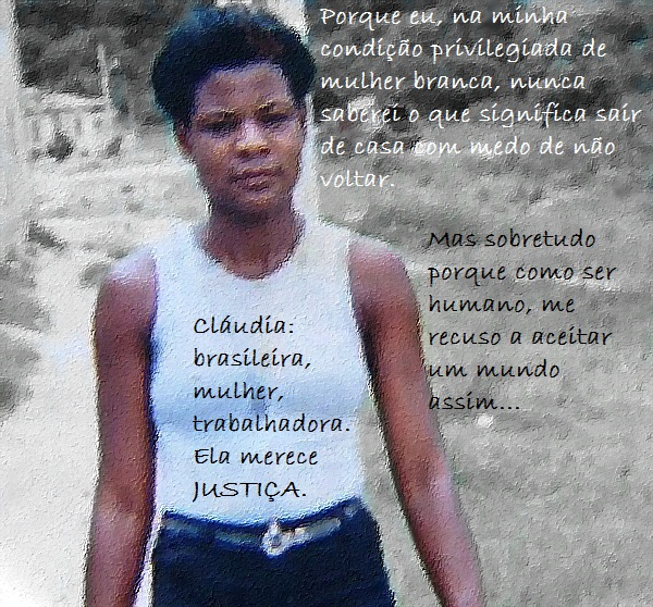 Cláudia da Silva Ferreira 1