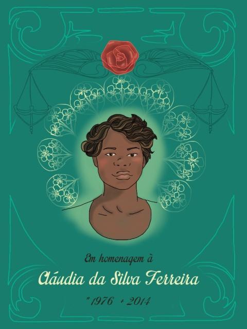 Homenagem Cláudia (1)