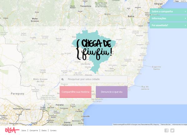 mapa cdff