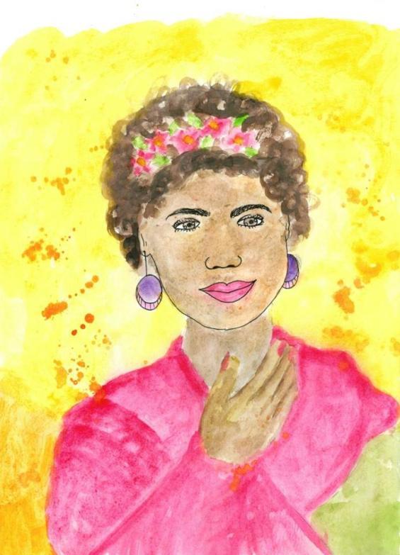 Carol Nascimento por Larissa Vicente