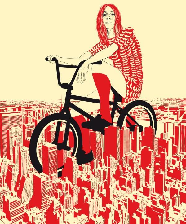 olga cidades mulheres bike